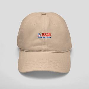 Joe the Plumber for McCain Cap