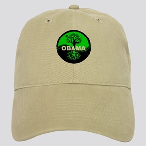 Go Green Obama Cap