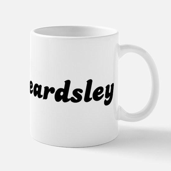 Mrs. Beardsley Mug