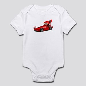 Brisca 501 Retro Infant Bodysuit