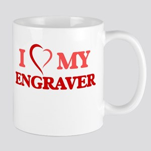 I love my Engraver Mugs