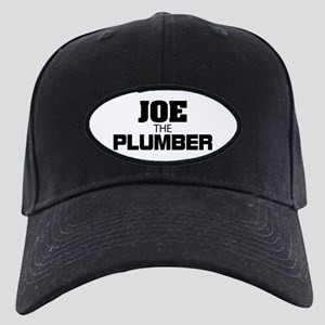 Joe the Plumber Black Cap