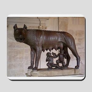 CANE Wolf Mousepad