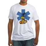EMS Thanksgiving Fitted T-Shirt