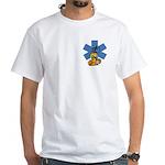EMS Thanksgiving White T-Shirt