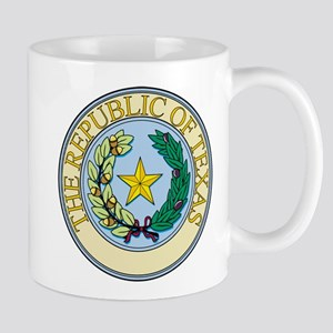Republic of Texas Seal Mug