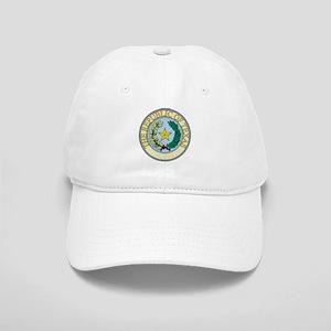 Republic of Texas Seal Cap