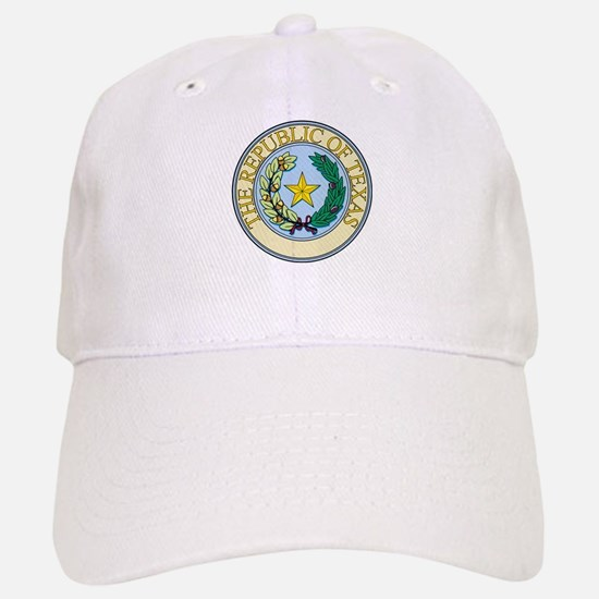 Republic of Texas Seal Baseball Baseball Cap