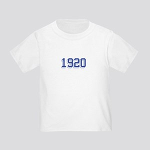 1920 Toddler T-Shirt