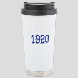 1920 Stainless Steel Travel Mug