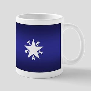 Republic of Texas Flag Mug
