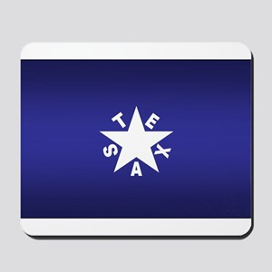 Republic of Texas Flag Mousepad