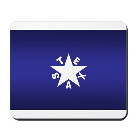Republic of Texas Flag Mousepad