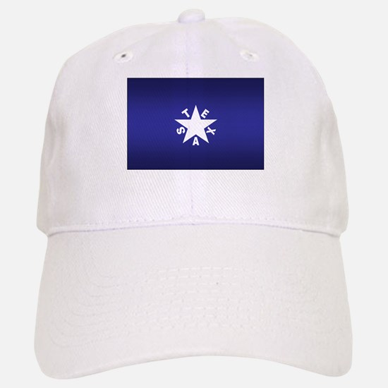 Republic of Texas Flag Baseball Baseball Cap