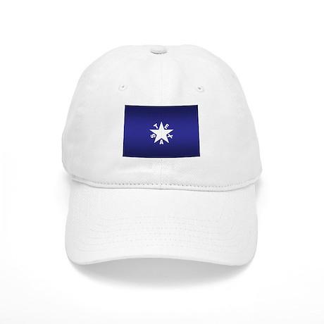 Republic of Texas Flag Cap