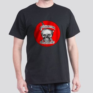 DEATH BEFORE DISHONOR Dark T-Shirt