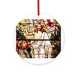 The Resurrection Ornament (Round)