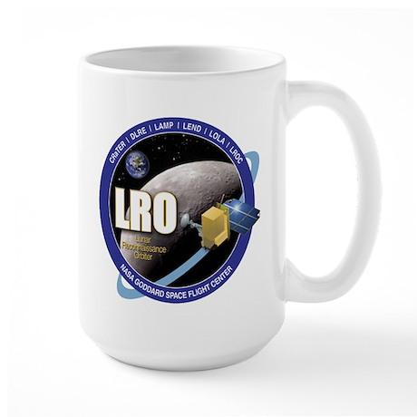 LRO Large Mug
