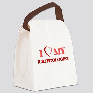 I love my Ichthyologist Canvas Lunch Bag