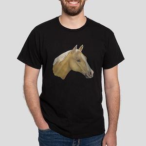 Palomino Horse Dark T-Shirt