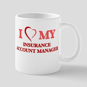 I love my Insurance Account Manager Mugs