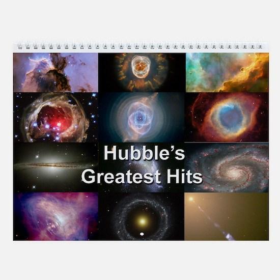 Hubble's Greatest Hits Calendar