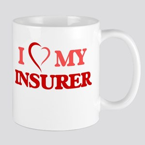 I love my Insurer Mugs