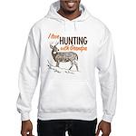 Hunting with Grandpa Hooded Sweatshirt