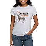Hunting with Grandpa Women's T-Shirt