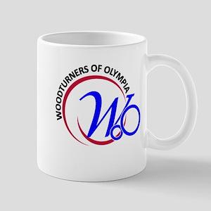 Woodturners of Olympia Mug