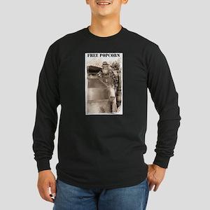 FreePopcorn Long Sleeve T-Shirt