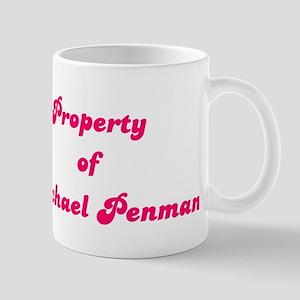 Property of Michael P Mug