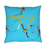 Fantasy Graphic Everyday Pillow