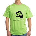 Bad Monkey Green T-Shirt