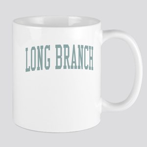 Long Branch New Jersey NJ Green Mug