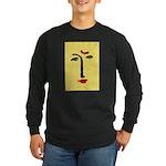 Homage To Matisse Long Sleeve Dark T-Shirt