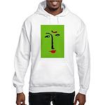 Homage To Matisse Hooded Sweatshirt