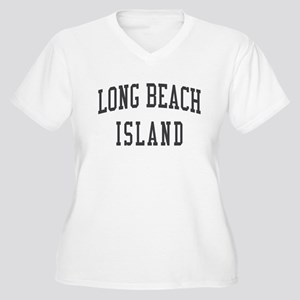 Long Beach Island New Jersey NJ Black Women's Plus