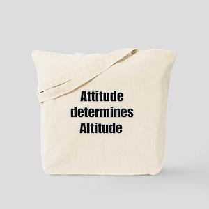 atitude Tote Bag
