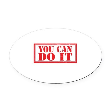You can do it oval car magnet by admin cp131113442 - What you can do with magnets ...
