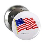 """American Flag"" 2.25"" Button (100)"