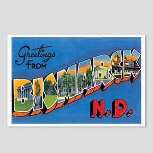 Bismarck North Dakota ND Postcards (Package of 8)