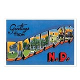 Bismarck north dakota Postcards