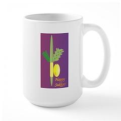 Sukkot Large Mug