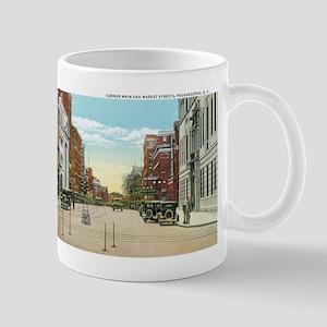 Poughkeepsie New York NY Mug