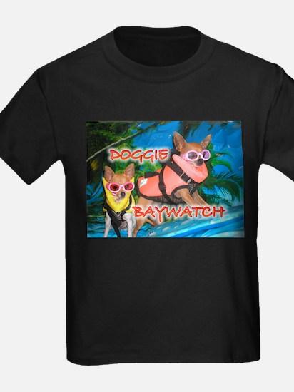 Doggie Baywatch T