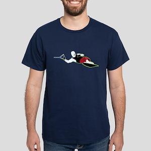 Waterskier Dark T-Shirt