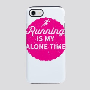 Running Design Running Is My iPhone 8/7 Tough Case