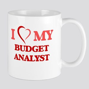 I love my Budget Analyst Mugs
