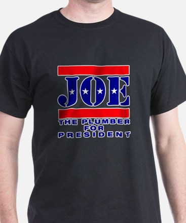 Joe the Plumber for President T-Shirt